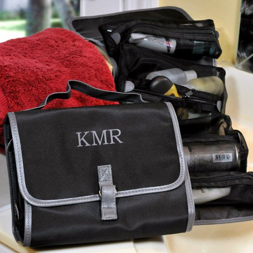 Personalized Men's Toiletry Bag