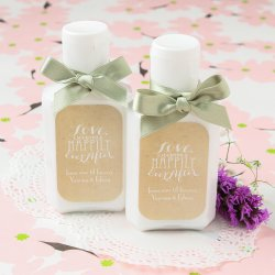 Personalized Hand Lotion