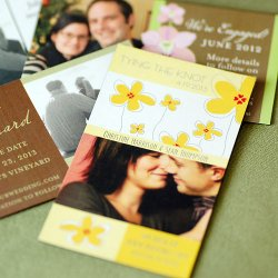 Exclusive Photo Save the Date Magnet