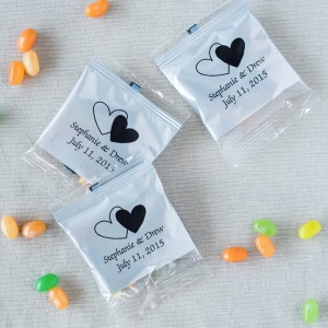 Personalized Jelly Belly Bag