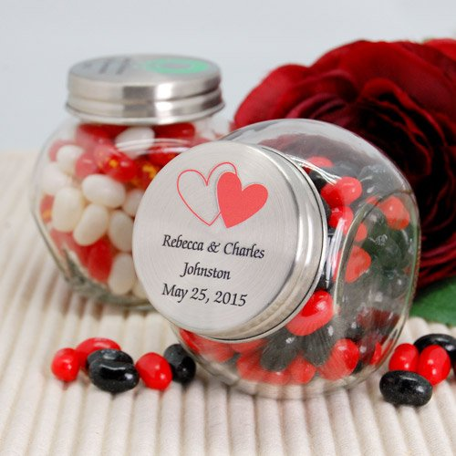 Personalized Gl Candy Jar