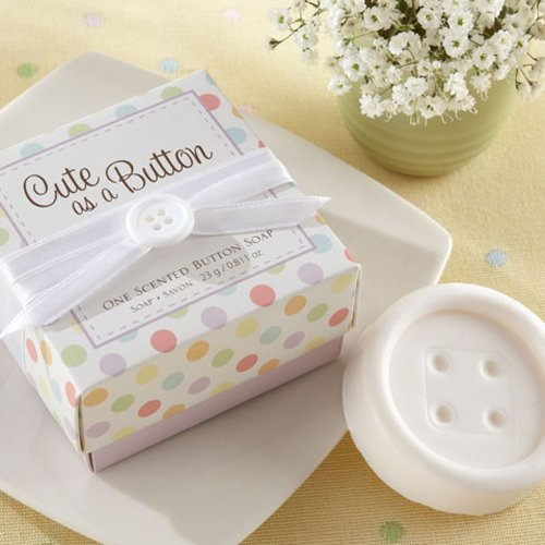 Baby Shower Button Soaps