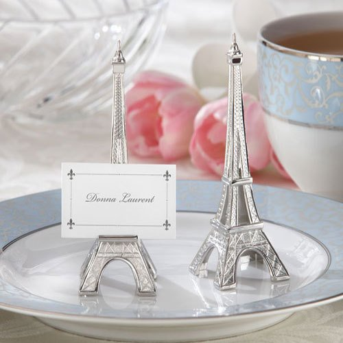 Mini Eiffel Tower Place Card Holders