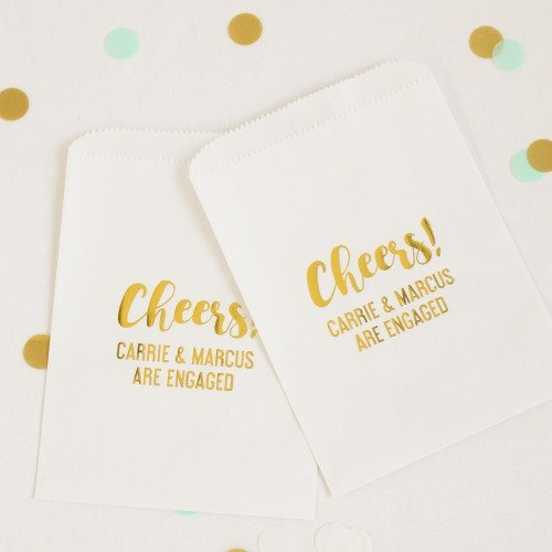 Cheers Design Personalized Sweets 'n Treats Bags