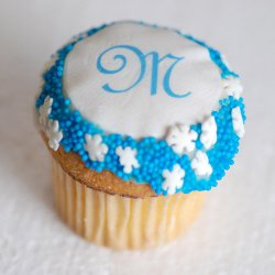 Personalized Mini Cupcake