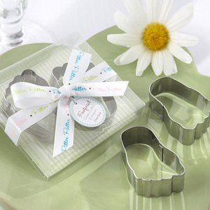 Baby Footprint Cookie Cutters