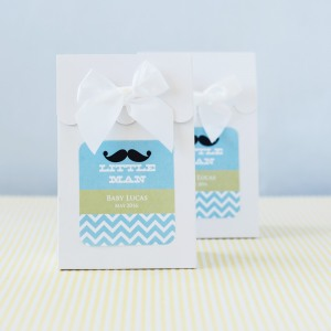 Personalized Baby Candy Bags