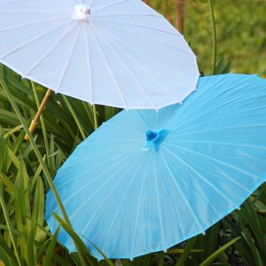 Color Nylon Parasol