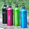 Personalized Color Aluminum Water Bottle Colors