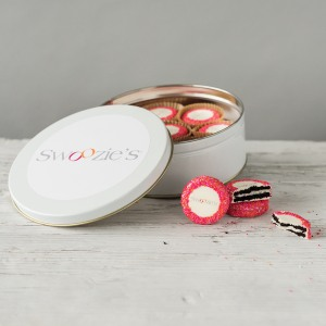 Corporate Logo Oreo Gift Tin