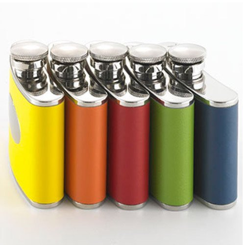 Personalized Color Flask
