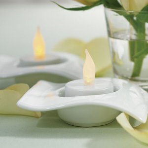 Luminary Battery Operated LED Tealights