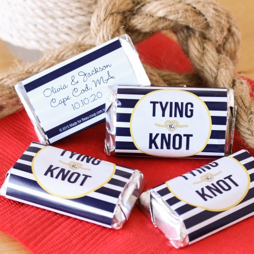 Personalized Tying the Knot Miniatures