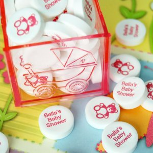 Custom Printed Bulk Baby Shower Mints