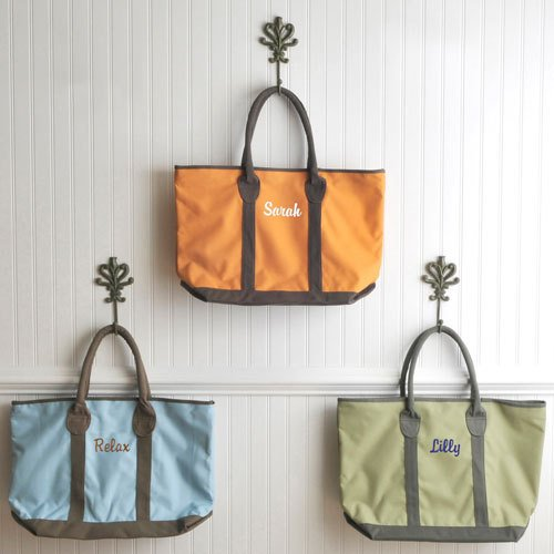 Personalized Countryside Tote Bag