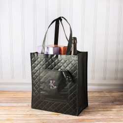 Monogram Village Shopping Tote