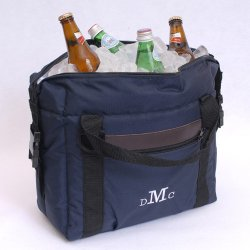 Monogrammed Soft Sided Cooler
