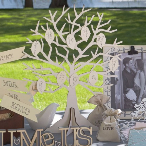 DIY Wishing Tree