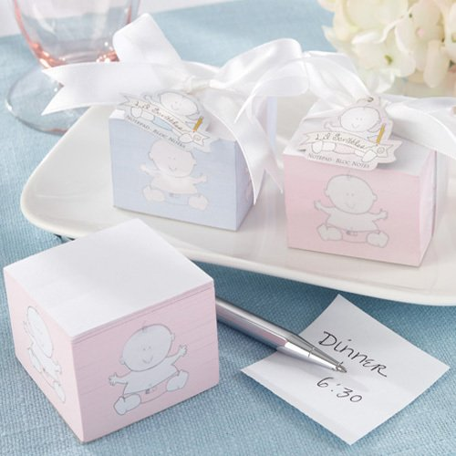 Mini Baby Note Pad Favor