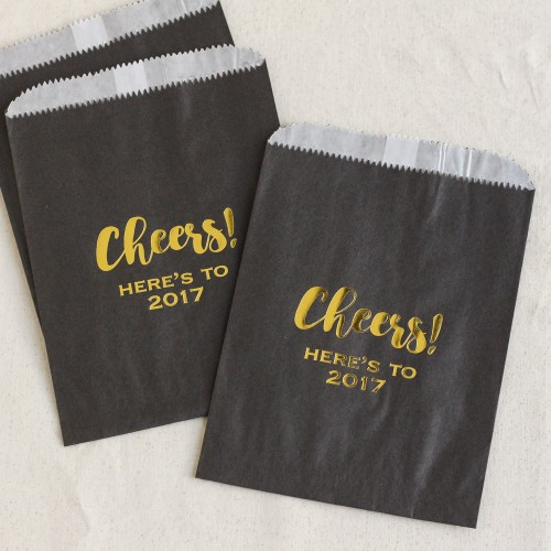 Personalized Party Sweets 'n Treats Bag