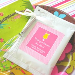 Personalized Lemonade Birthday Favor