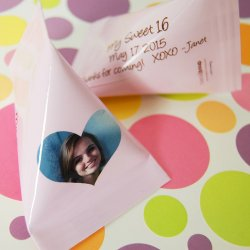 Personalized Birthday Favor Pack