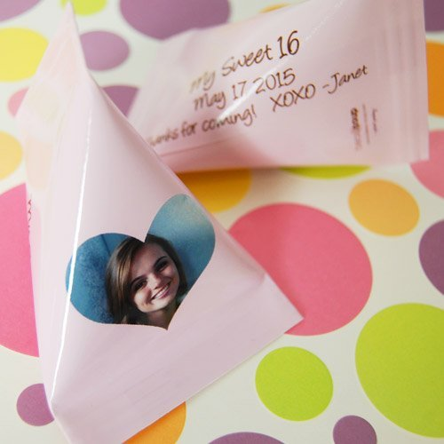Personalized Sweet Sixteen Favor Pack