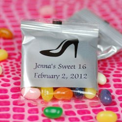 Personalized Birthday Jelly Belly Bag