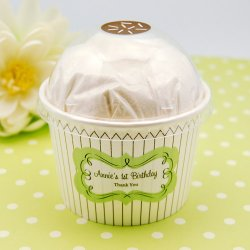 Personalized Birthday Cupcake Mix