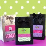 Personalized Birthday Candy Bags