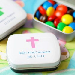 Custom Printed Party Candy Tin