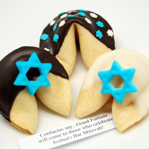 Custom Bar/Bat Mitzvah Fortune Cookies