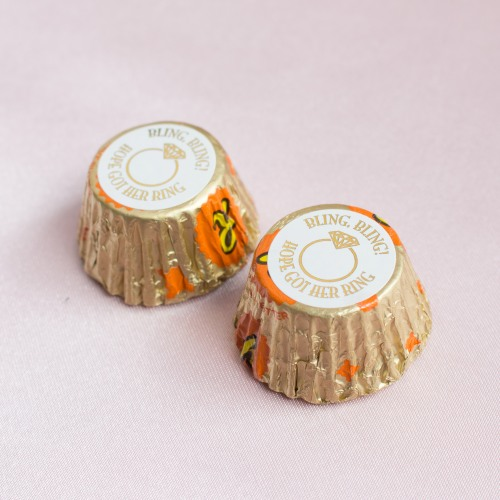 Personalized Ring Reese's Peanut Butter Cups