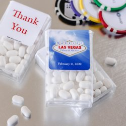 Personalized Wedding Tic Tacs Favor