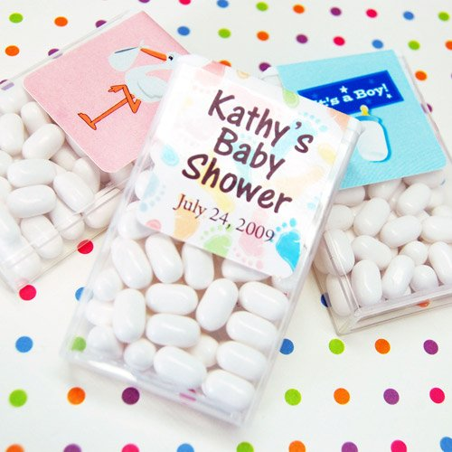 Personalized Baby Shower Tic Tacs Favors
