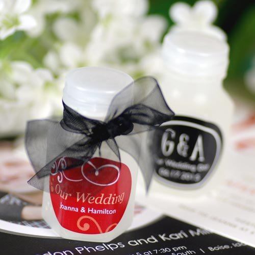 Classic Wedding Bubble Favors