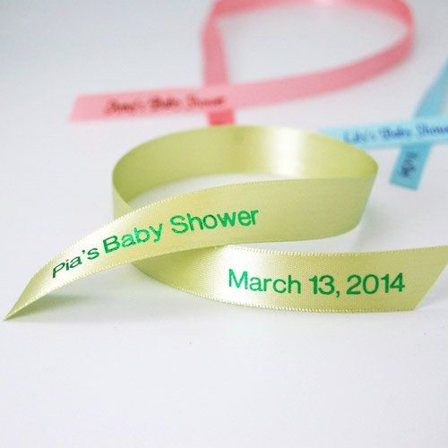 ribbon baby it 39 s cold outside baby shower supplies personalized