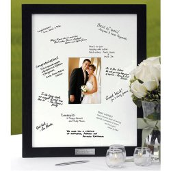 Personalized Signature Frame