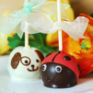 Cake Pals Party Favors
