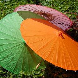 Color Paper Parasol