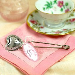 Heart Shaped Tea Infusers