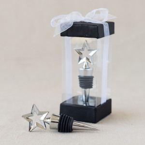 Star Wine Bottle Stoppers