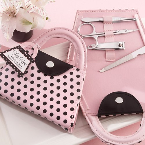 Mini Purse Shaped Manicure Sets