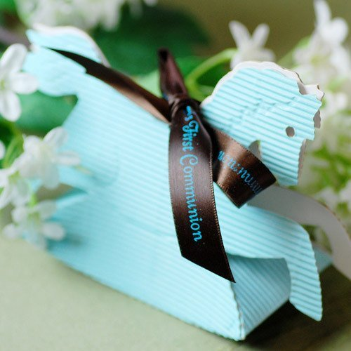 Rocking Horse Favor Boxes Communion