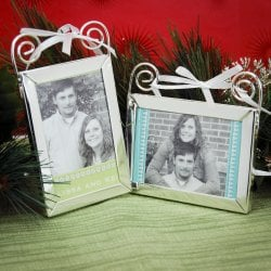 Hanging Picture Frame Ornament
