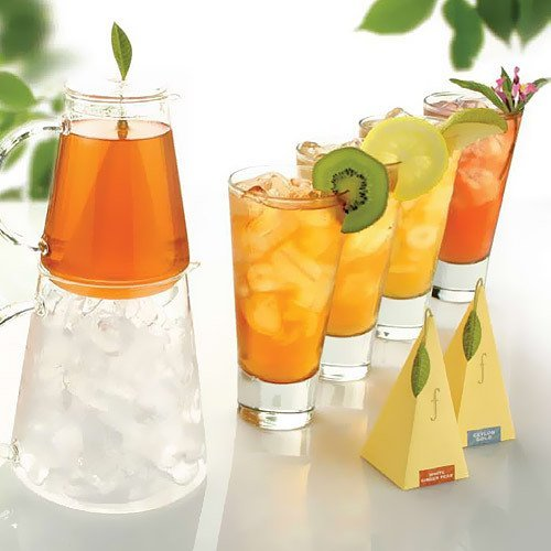 Iced Tea Infusers with Pitcher