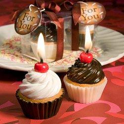 Mini Cupcake Candles