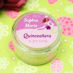 Exclusive Personalized Birthday Lip Butter
