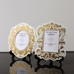 Baroque Paper Frames with Easel