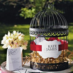 Classic Elegance Birdcage